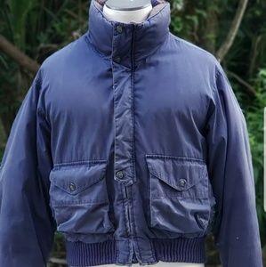 Nautica Jackets & Coats - Vtg Nautica Duck Down Mens M Winter Puffer Jacket